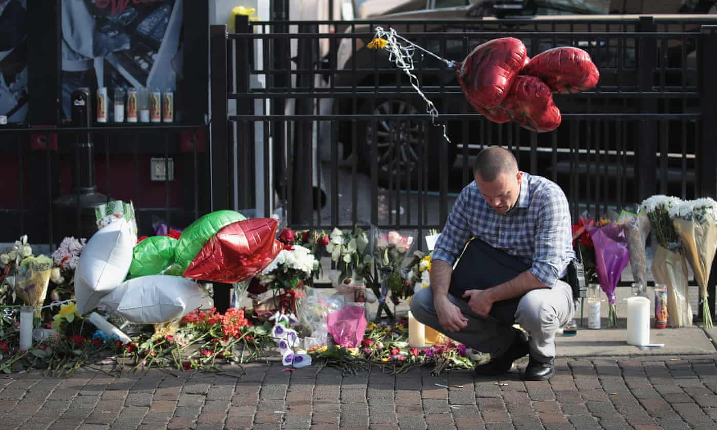 FBI says Dayton gunman who killed nine explored 'violent ideologies' – live