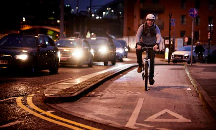 Bike lane design standards will be enforced by a body called Active Travel England.