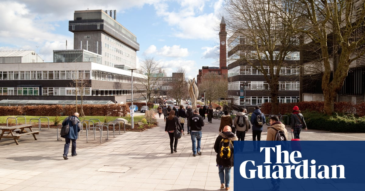 Universities accused of pressuring staff to work on campus