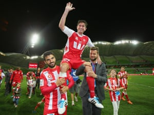 Kewell's career ended with stint at Melbourne Heart