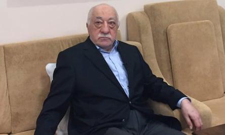 Turkish cleric, and opponent to the Erdoğan regime, Fethullah Gülen, at his residence in Saylorsburg, Pennsylvania.