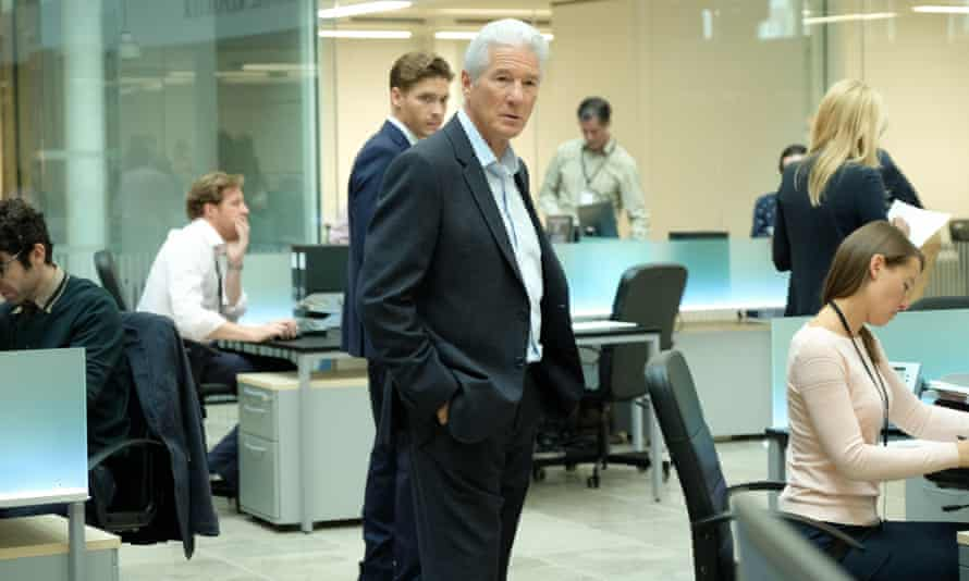 Richard Gere in MotherFatherSon.