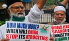 Rebels aim to insert genocide amendment in UK-China trade bill