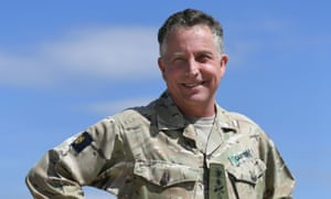 The chief of the defence staff, General Sir Nick Carter