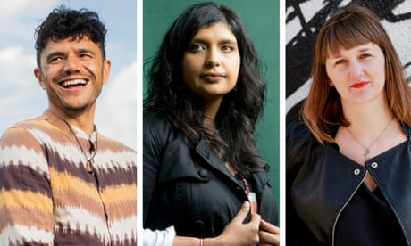 Owen Sheers selects 10 writers shaping the UK's future