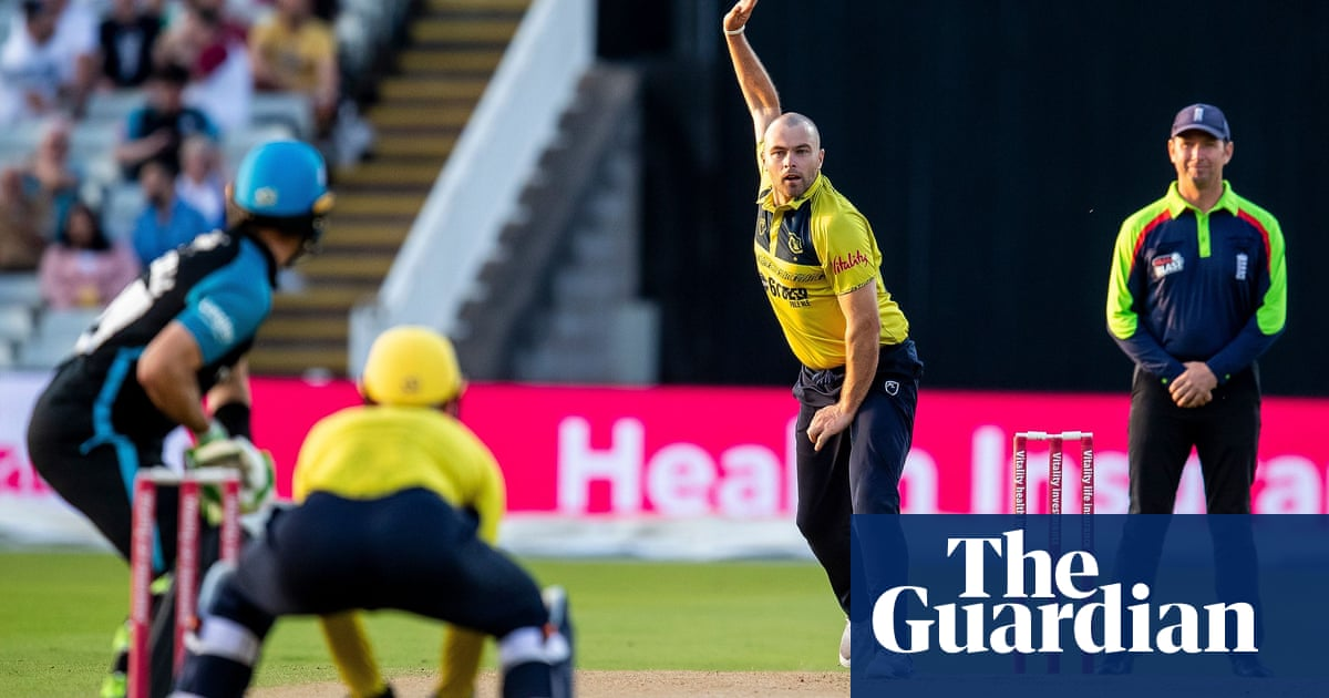 Jake Lintott reviving English left-arm wrist-spin after half a century