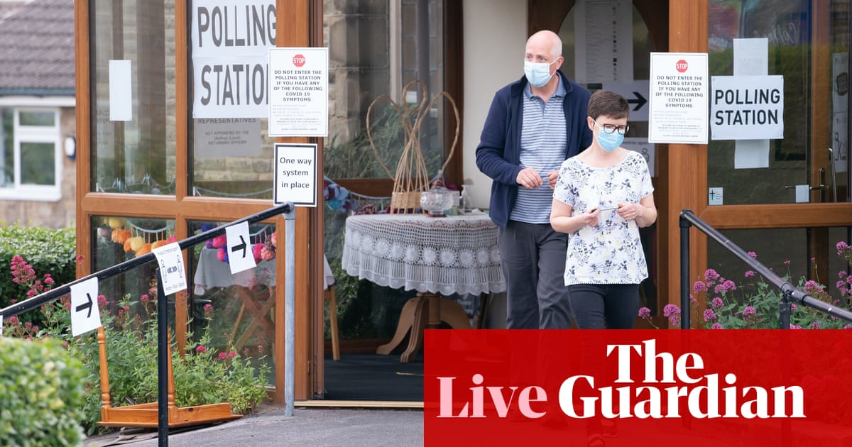 Voters go to polls in Batley and Spen as Rayner denies planning leadership challenge – UK politics live