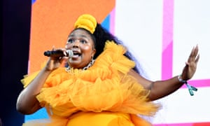 Lizzo: 'It will be an outrage worthy of mass protest if she isn't at least considered.'