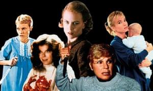 Mia Farrow, Samantha Eggar, Nicole Kidman, Betsy Palmer and Rebecca De Mornay