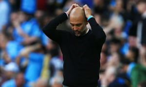 3ee76e689 Pep Guardiola's quest for control at Manchester City undermined by ...