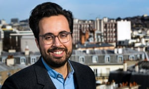 'I stand for diversity on a lot of fronts' ... Mounir Mahjoubi.