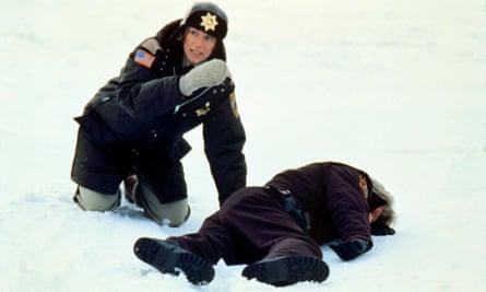 McDormand in Fargo.