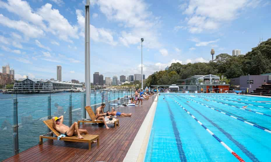 The Andrew (Boy) Charlton Pool in Sydney.
