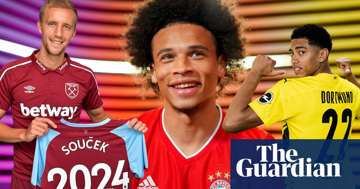 Mens transfer window summer 2020 – all deals from Europes top five leagues