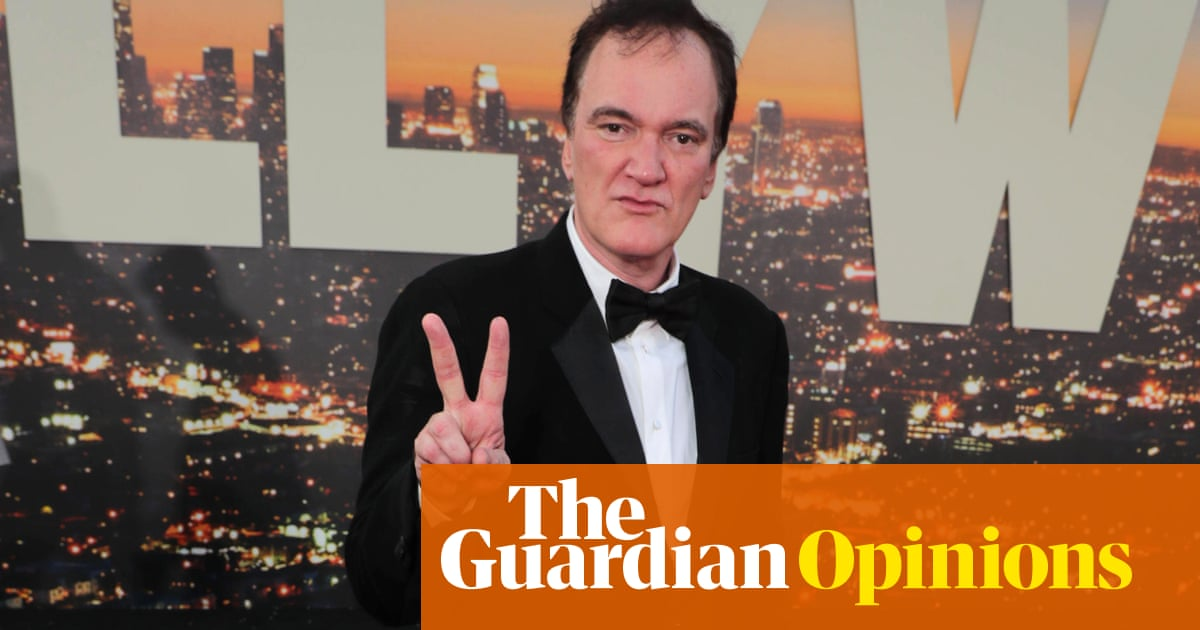 End of the affair: why its time to cancel Quentin Tarantino | Roy Chacko