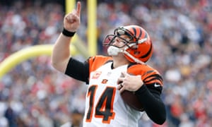 Andy Dalton and the Bengals can beat Washington in the final London game of 2016.