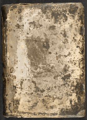 The original manuscript of The Book of Margery Kempe. It is thought to have been finished and bound between 1442 and 1450. (British Library Additional MS 61823)