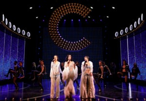 Teal Wicks, Stephanie J. Block and Micaela Diamond in The Cher Show