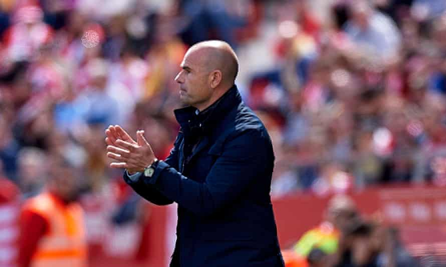 Paco López has galvanised his boyhood club by winning 10 points from a possible 12 as manager.