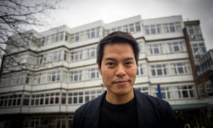 Kevin Fong at St Christopher's hospice in We Need to Talk About Death