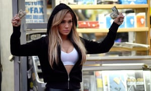 Jennifer Lopez in Hustlers. Court documents show Barbash is targeting production company STX and Lopez's own Nuyorican Productions.