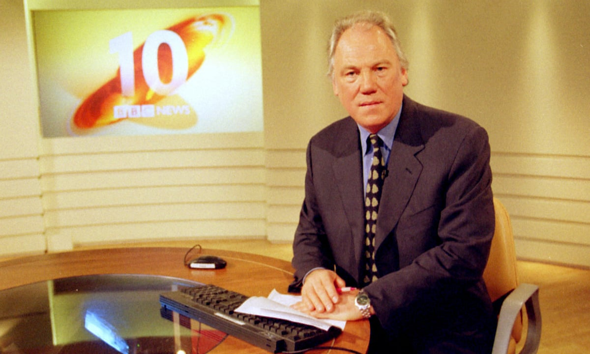 Peter Sissons Obituary Television The Guardian