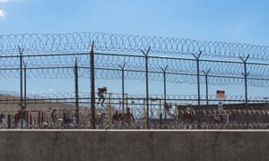 'How convenient and profitable for wealthy private prisons to exploit detained immigrant labor rather than hire regularly waged employees.'