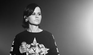 O'Riordan fronting the Cranberries in concert at the London Palladium in May 2017.