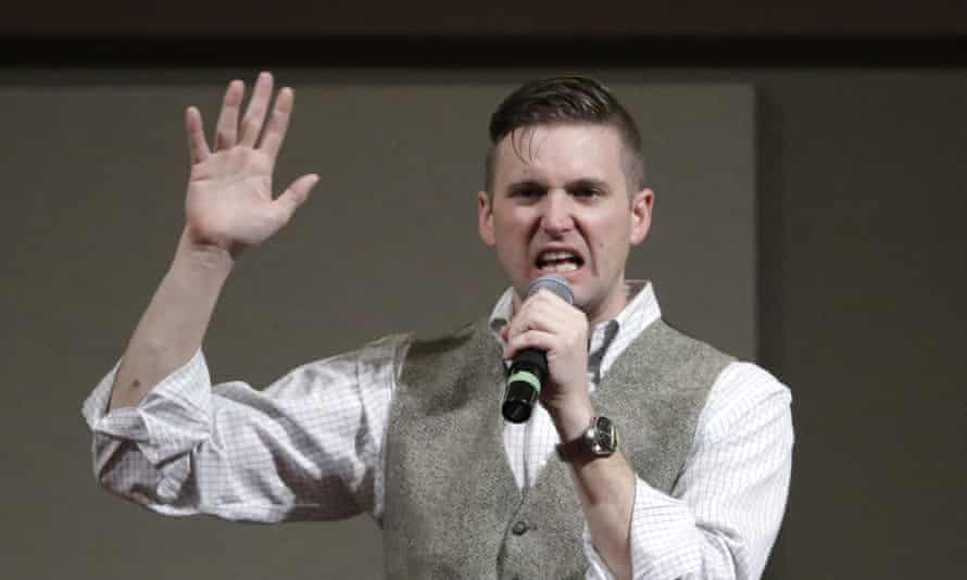 Richard Spencer rose to prominence during Trump's presidential campaign as a well-dressed, media-savvy white nationalist.