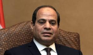 President Ahmed Fattah el-Sisi