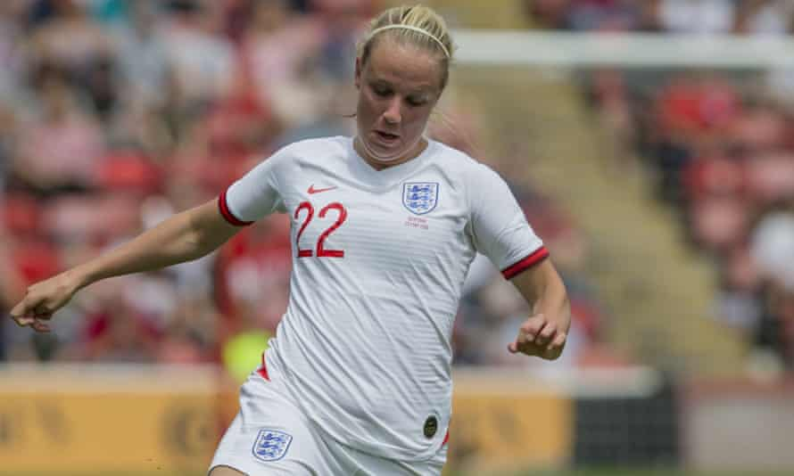 Beth Mead says a pep talk from Phil Neville helped rid her of complacency.