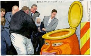 Steve Bell cartoon 12 April 2019