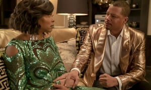 We need to talk … Cookie and Lucious are back in Empire season five.