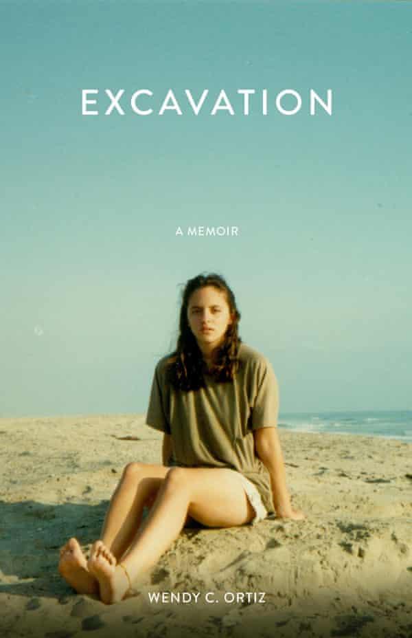 The cover of Wendy C Ortiz's 2014 memoir Excavation.