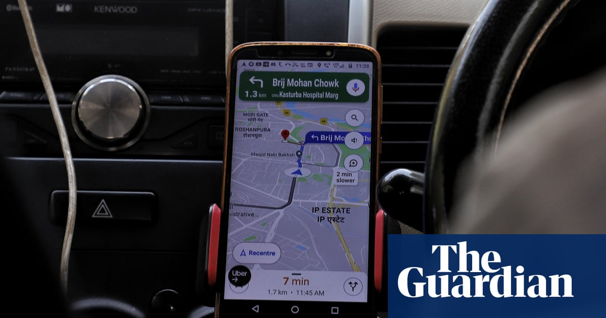 Google Maps to show the lowest carbon route for car journeys