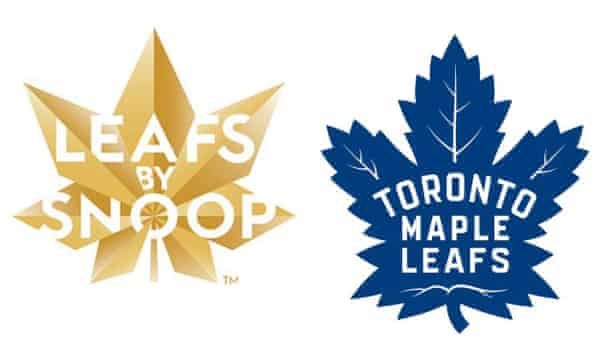 Snoop Dogg V Toronto Maple Leafs Legal Fight Looms Over Marijuana Logo World News The Guardian