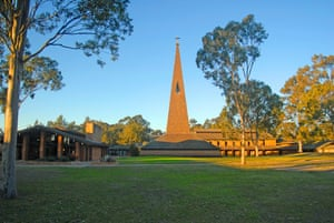 Tocal campus early morning.