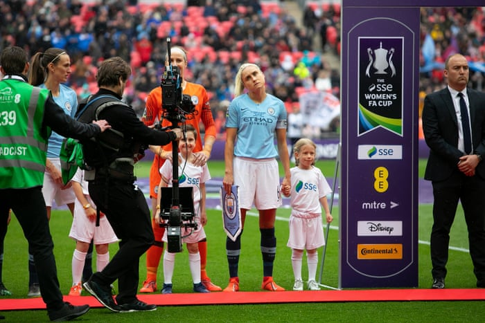 34dad2c2674 Inspiring thousands  a photo essay on the women s FA Cup final ...