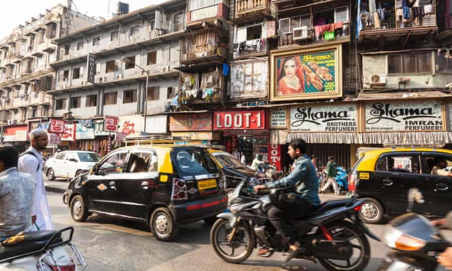 Bombay ... a hubub, a maelstrom.