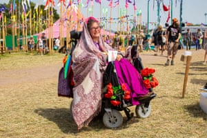 The best Glastonbury fashion – in pictures | Music | The
