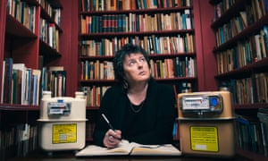 Carol Ann Duffy penning an ode to gas and electric meters.