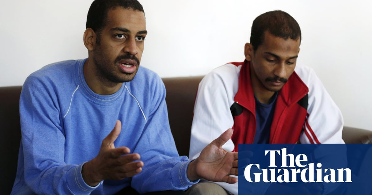 British-born Islamic State suspect set to plead guilty to charges in US