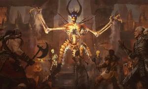 Diablo 2: Resucitado.