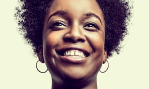Lolly Adefope: 'I made a human cubicle, shielding each member of our squad in a flotilla of bodies and coats'