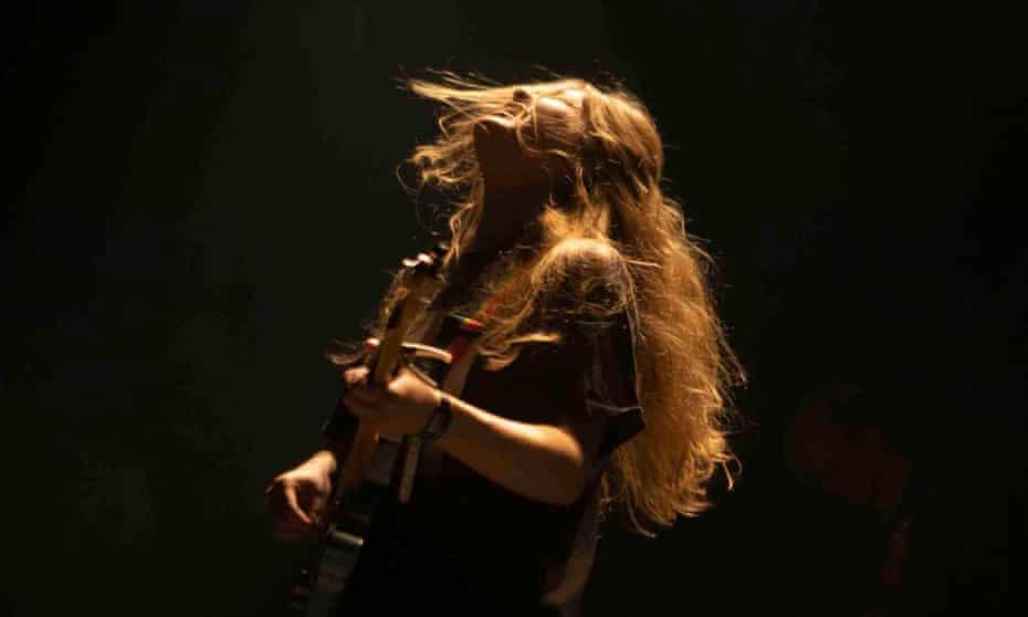 Girl in Red in concert in Oslo, 2019.