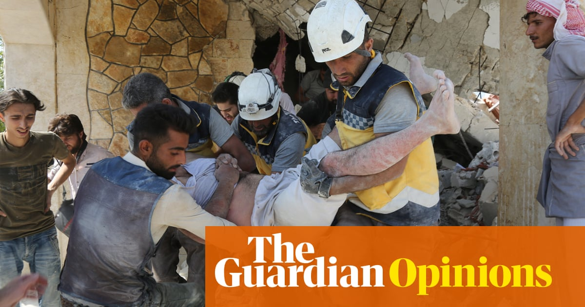 I've spent years reporting from Syria. The world has tuned out, but hope still exists | Sara Firth