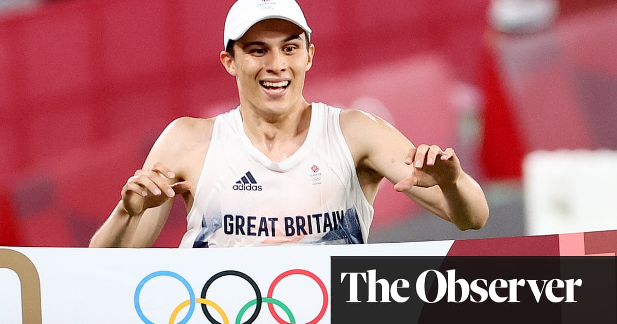 Team GB makes it 20 golds in breathtaking, brilliant Games