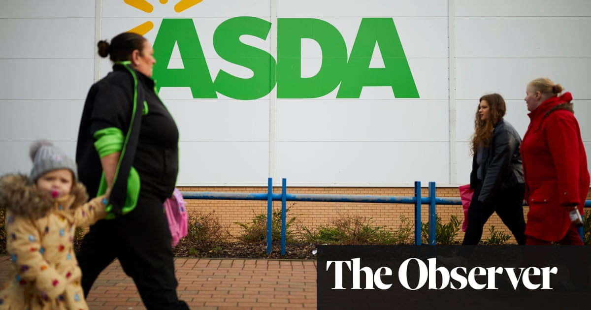 Asda Turns Its Fire On Staff And Frills In Bid To Fight Off