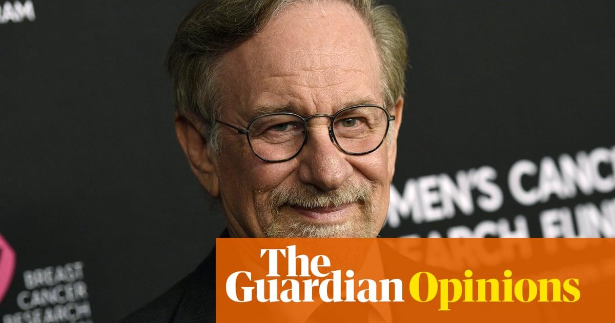 Is Steven Spielberg's new Netflix deal a surprise? It's surprising it took so long