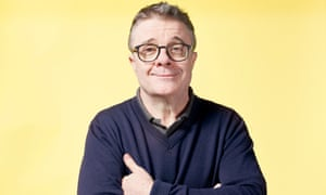 """""""This has been the happiest time of my life"""": Nathan Lane."""